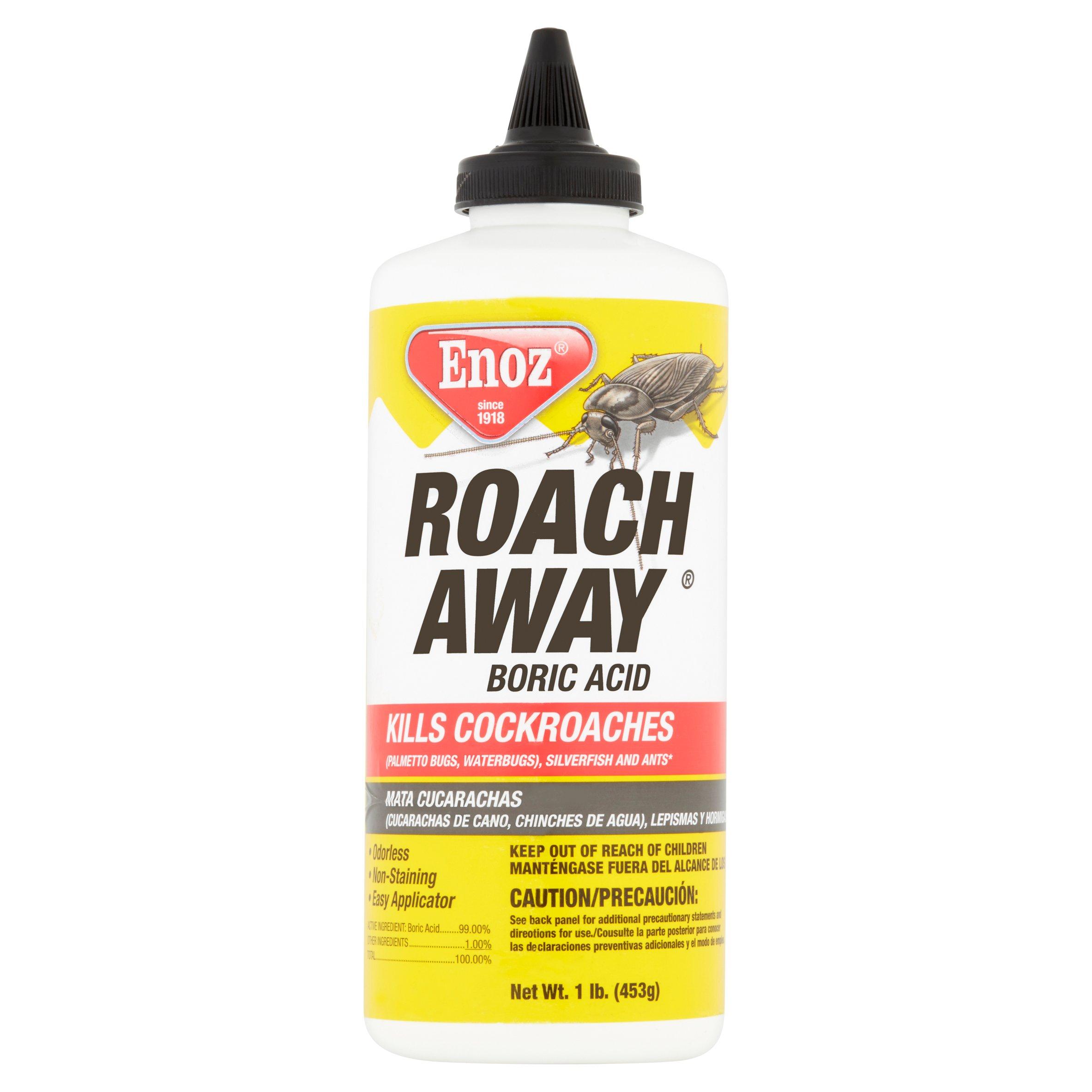 roach away
