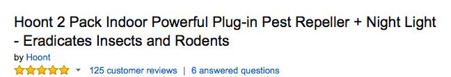 Indoor Plug-In Ultrasonic Pest Repeller Review - Pest Revenge